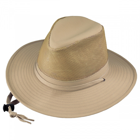 Solarweave Crushable Aussie Fedora Hat alternate view 3