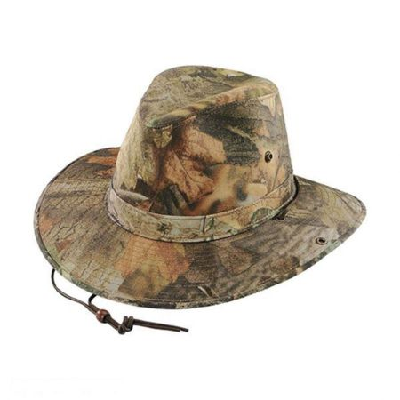 Henschel Timber Aussie Fedora Hat - 2X