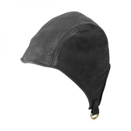 Leather Aviator Helmet alternate view 1