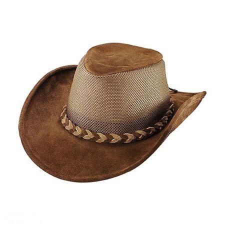 Explorer Suede Outback Hat