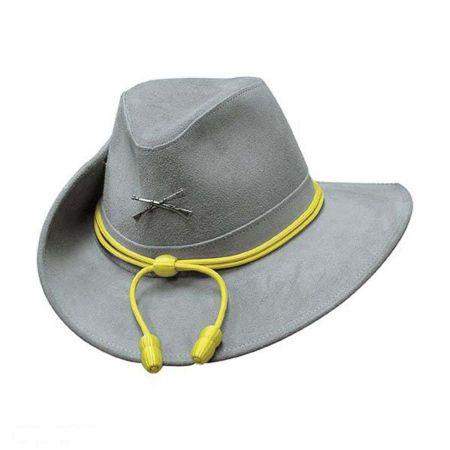 Henschel Officer Suede Hat - 2X