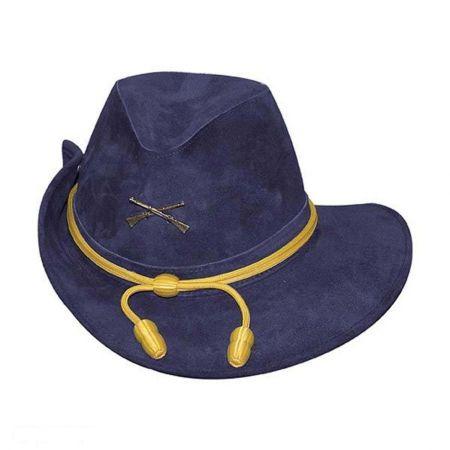 Henschel Officer Suede Hat - 3X
