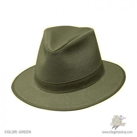 Olive Fedora at Village Hat Shop 5b560726353