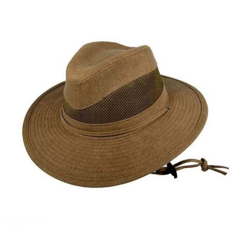 Sea Dream Cotton Hiker Outback Hat alternate view 5