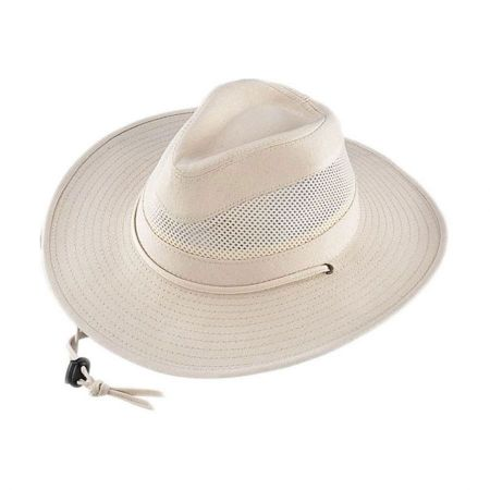 Sea Dream Cotton Hiker Outback Hat alternate view 7