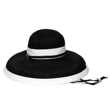 Physician Endorsed Gemini Ribbon Chincord Sun Hat