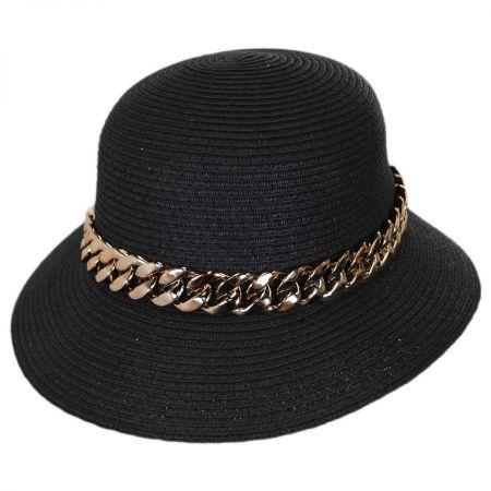 Physician Endorsed Orlina Toyo Straw Cloche Hat