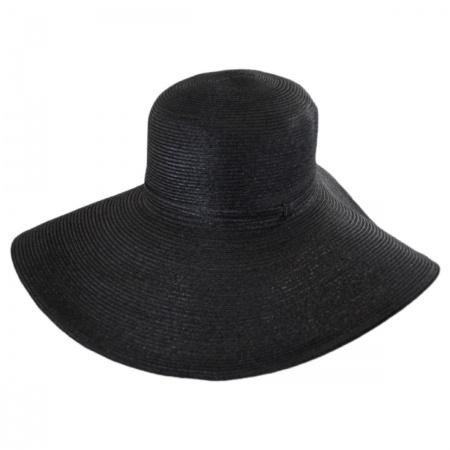 Sophia Toyo Straw Swinger Hat