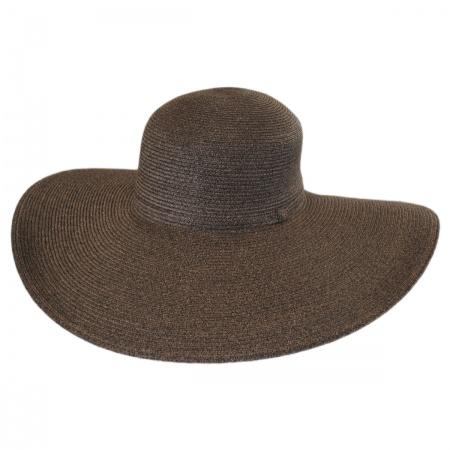 Sophia Toyo Straw Swinger Hat alternate view 1