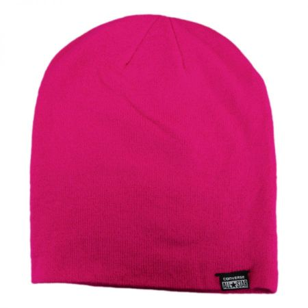 Converse Slouch Knit Beanie Hat