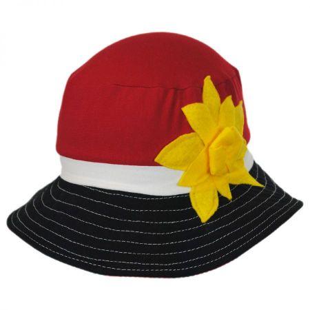 Flipside Kids Scarlett Cotton Sun Hat