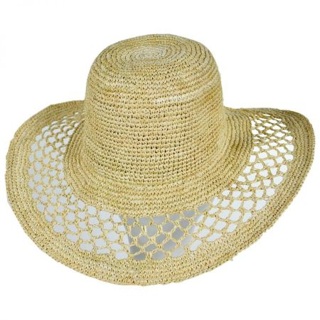 Floppy Straw Hat at Village Hat Shop 7242dba45eb
