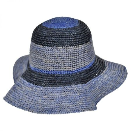 ale by Alessandra Kimba Raffia Straw Sun Hat