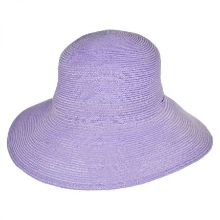 Brentwood Hemp Straw Lampshade Hat alternate view 3