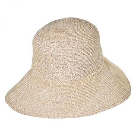 ale by Alessandra Brentwood Hemp Straw Lampshade Hat