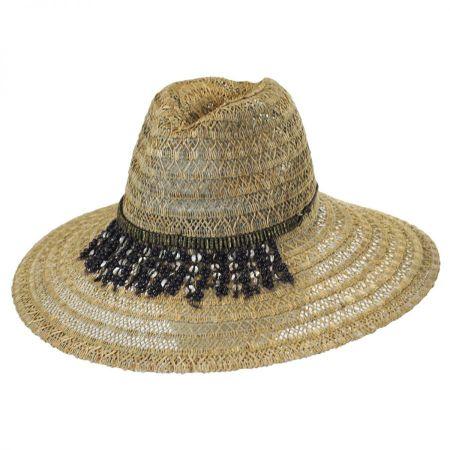 ale by Alessandra Garapoba Fedora Hat