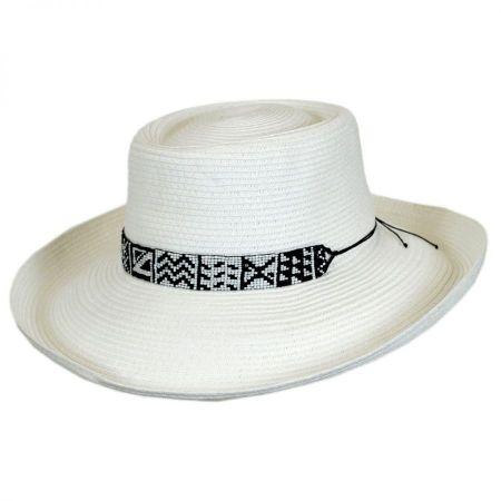 ale by Alessandra Cimarron Toyo Straw Planter Hat