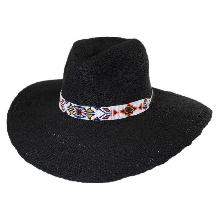 Black Wide Brim Hats at Village Hat Shop 02c76c74a7db