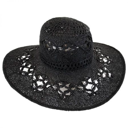 ale by Alessandra Floresta Toyo Straw Swinger Hat