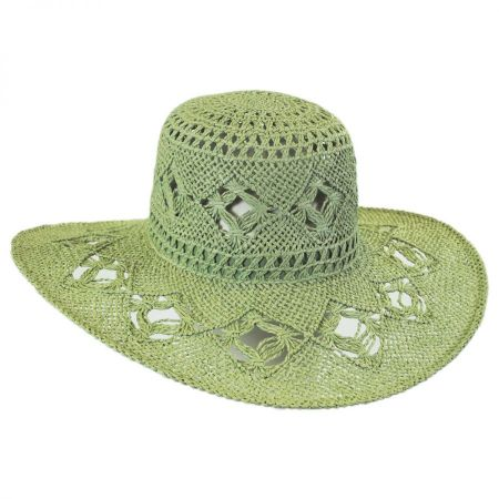 Floresta Toyo Straw Swinger Hat alternate view 5