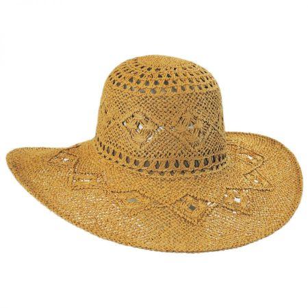 Floresta Toyo Straw Swinger Hat