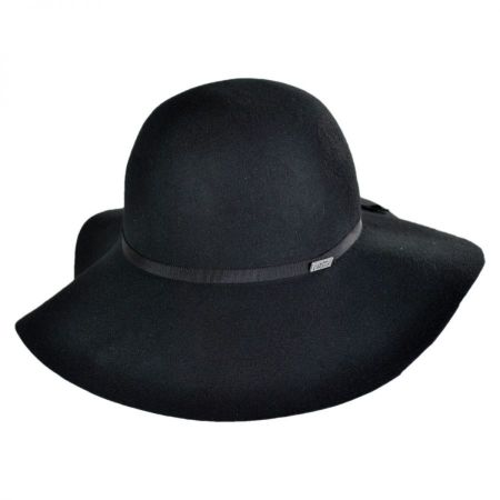 Conner Wool Felt Floppy Hat