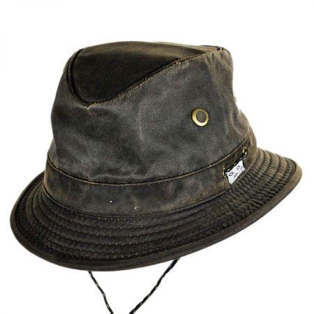 Weathered Cotton Hiker Bucket Hat alternate view 1