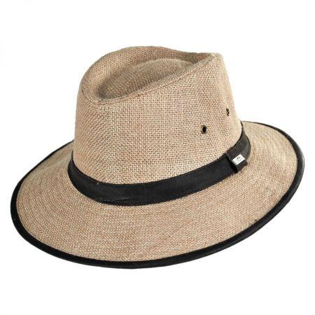 Conner Hemp Gambler Hat