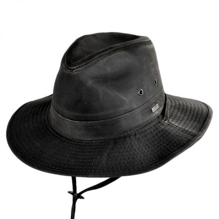 Weathered Cotton Outback Hat alternate view 11