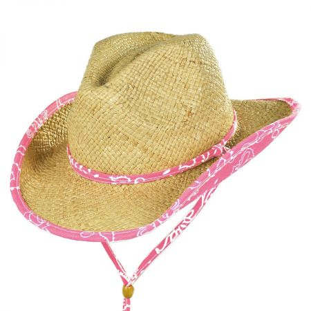 Conner Child's Bandana Western Hat