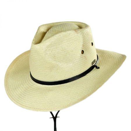 Conner Ranger Straw Outback Hat