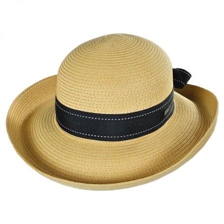 Conner Grace Ladies Straw Fashion Sunhat