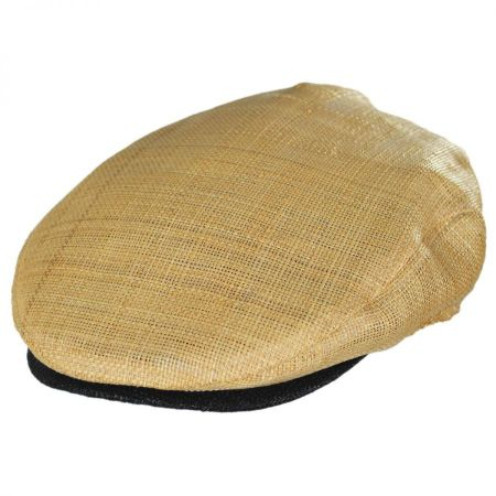 St. George Walker Raffia Straw Ivy Cap alternate view 1
