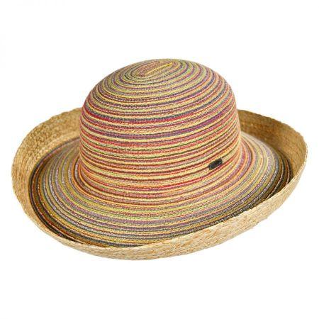 Can't Wait for June Raffia Straw Sun Hat alternate view 2