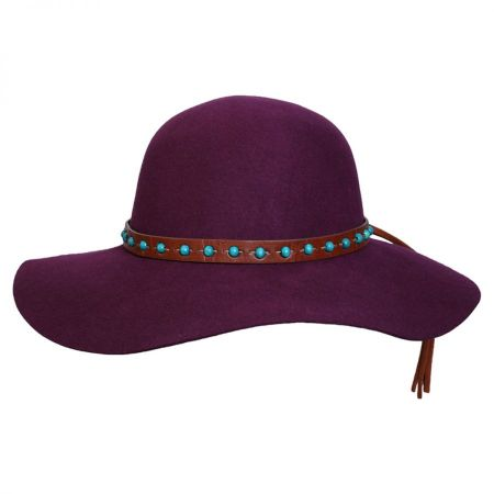 1970 Wool Felt Floppy Hat alternate view 3