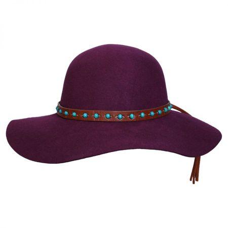 Conner 1970 Wool Felt Floppy Hat