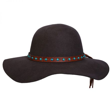 1970 Wool Felt Floppy Hat alternate view 2
