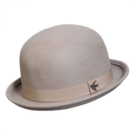 St. George Wool Felt Bowler Hat alternate view 2