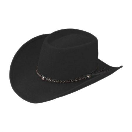 Outback Trading Company Durango Wool Felt Crusher Western Hat