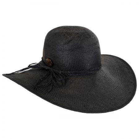Panama Jack Toyo Straw Floppy Sun Hat