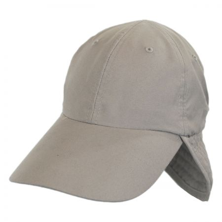 Panama Jack Fishing Flap Baseball Cap