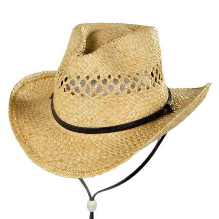 2d38f123 Straw Cowboy Hats at Village Hat Shop