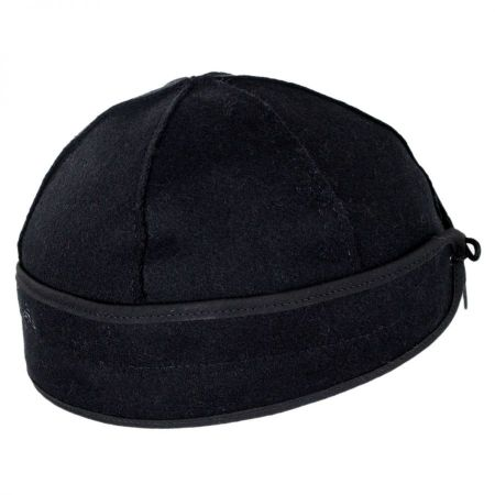 Brimless Wool Cap alternate view 1