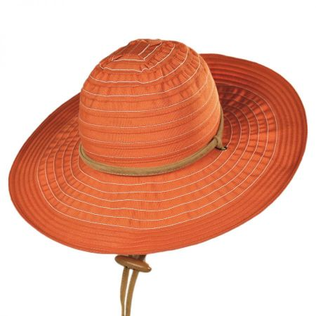 Ribbon Floppy Chincord Sun Hat alternate view 14