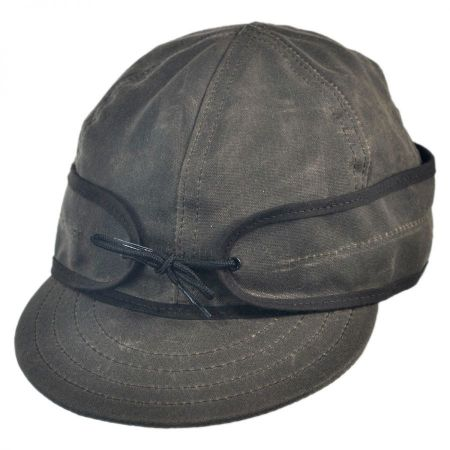 Waxed Cotton Cap alternate view 13