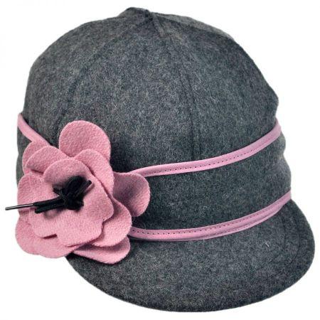 Petal Pusher Wool Cap