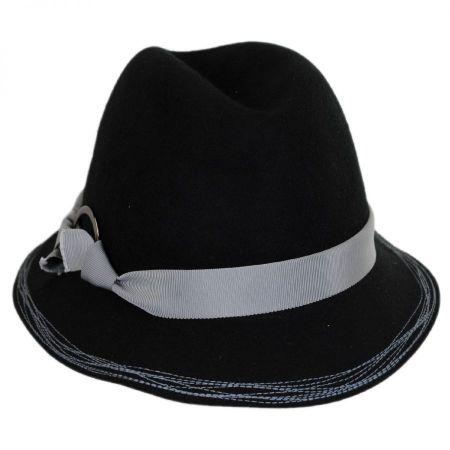 Inspector Wool Felt Fedora Hat alternate view 1