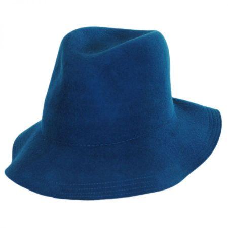 Hatch Hats Back Band Fedora Hat