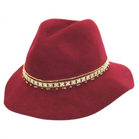 Hatch Hats Holiday Fedora Hat