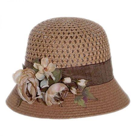 Toucan Rose Branch Packable Hat
